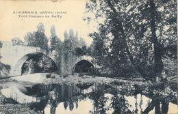 St Saint-Germain-Laval (Loire) - Le Pont Romain De Baffy - Carte Cyan - Saint Germain Laval