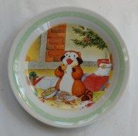 "Ceramic Plate "" Rascal "" ( Nippon Animation ) - Ceramics & Pottery"