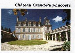 Pauillac Chateau Grand Puy Lacoste   CPM Ou CPSM - Pauillac