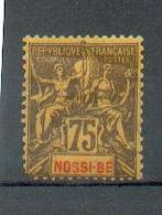 NosBe 39 - YT 38 * - Dent Coin Gauche Bas Manquante - CC - Ungebraucht