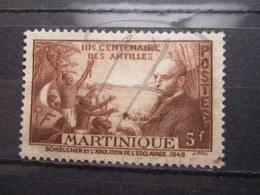 VEND BEAU TIMBRE DE MARTINIQUE N° 159 , (X) !!! - Martinique (1886-1947)