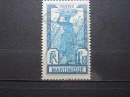 VEND BEAU TIMBRE DE MARTINIQUE N° 127 , X !!! - Martinique (1886-1947)