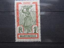 VEND BEAU TIMBRE DE MARTINIQUE N° 125 , XX !!! (a) - Martinique (1886-1947)