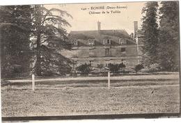 CPA Echiré Château De La Taillée 79 Deux Sèvres - Other Municipalities