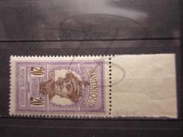 VEND BEAU TIMBRE DE MARTINIQUE N° 67 + BDF , XX !!! (b) - Martinique (1886-1947)