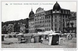 14-TROUVILLE (Reine Des Plages) Touville Palace - Trouville