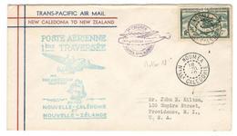 6777 - PAN AMERICAN CLIPPER - Briefe U. Dokumente