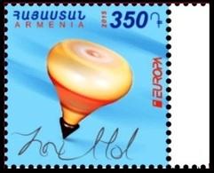 Armenia 2015. Europa - CEPT. Old Toys. MNH - Armenien