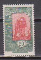 COTE DES SOMALIS      N°  YVERT  :   124       NEUF AVEC  CHARNIERES      ( Charn 020  ) - Unused Stamps