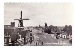 NL - GRONINGEN - WINSCHOTEN, Nassaustraat 3 Molens, 1962 - Winschoten