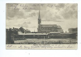Comines-Warneton - Kirche Von Tenbrielen - L'Eglise - Feldpost - Komen-Waasten