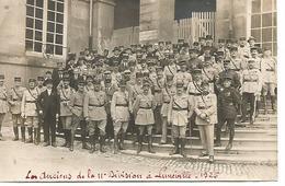 54     Lunéville      Photo   16 X 10,5 Cm   Les Anciens De La 11° Division à Lunéville  - 1925 - France