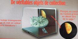 BJ040 VAISSEAUX SAGA STAR WARS LE FAUCON MILLENIUM AVEC COFFRET ORIGINE - Autres Collections