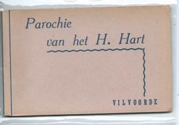 Vilvoorde Vilvorde Parochie Van Het Hart ( 10 Kaarten ) - Vilvoorde