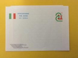 1995 ITALIA AEROGRAMMA POSTALE NUOVO NEW MNH*** - ORDINARIO DA 850 LIRE - 6. 1946-.. Repubblica