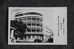 DAKAR - Hôtel De La Croix Du SUD, Directeur E.PERRAS - Sénégal