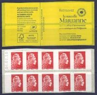 C - Marianne L'Engagée Yseult YS Distributeur Prio Daté 04.07.18 (2018) Neuf** - Carnets