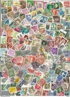 Monde Sauf France : 2500 Timbres Oblitérés : 1800 D'usage Courant  + 700 GF - Scan Non Contractuel - Briefmarken
