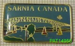 SARNIA  VILLE Du CANADA ONTARIO - Villes