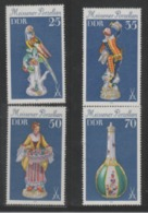 1979   MNH  STAMP SET FROM DDR   /Meissen Porcelain And Hallmark,/ - [6] Democratic Republic