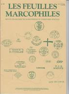 "FRANCE -- REVUE ""LES FEUILLES MARCOPHILES""   N°263-- 4°TRIMESTRE 1990 - Zeitschriften"