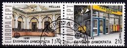 Griekenland Mi 1742,1743 A Europa Cept 1990 Gestempeld  Fine Used - Europa-CEPT