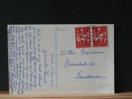 78/611 BRIEFKAART NEDERLAND 1961 - 1949-1980 (Juliana)