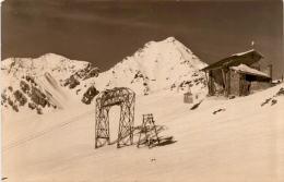 Galzig Bergstation 2300 M * 12. 2. 1957 - St. Anton Am Arlberg