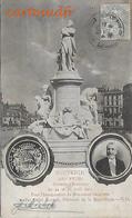 33 BORDEAUX SOUVENIR INAUGURATION MONUMENT GAMBETTA Par E. LOUBET TBE - France