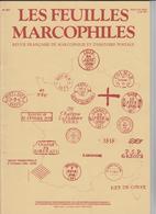 "FRANCE -- REVUE ""LES FEUILLES MARCOPHILES""   N°262-- 3°TRIMESTRE 1990 - Zeitschriften"