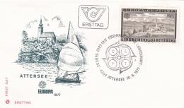Austria 1977 FDC Europa CEPT (DD22-19) - Europa-CEPT