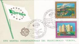 Italy 1977 FDC Europa CEPT (DD22-19) - Europa-CEPT