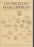 """FRANCE-- """"LES FEUILLES MARCOPHILES""""  N°260 -- 1°TRIMESTRE 1990-- - Zeitschriften"""