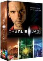 CHARLIE  JADE   °°°°°  SAISON 1 PARTIE 2     / 5 DVD - Sciences-Fictions Et Fantaisie