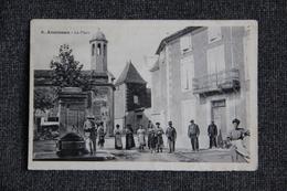 ARMISSAN - La Place - France