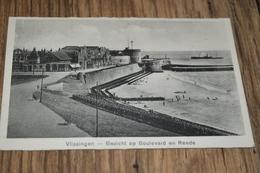 749- Vlissingen, Gezicht Op Boulevard En Reede - 1930 - Vlissingen