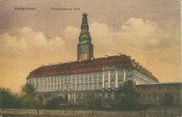005242  Kobenhavn - Christiansborg Slot  1927 - Denmark