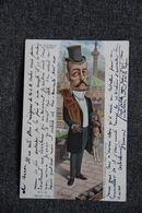 Carte Satyrique : WALDECK ROUSSEAU - Figuren