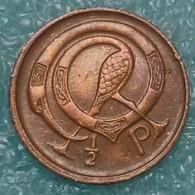 Ireland ½ Penny, 1982 - Ireland