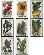 Ref. 92434 * MNH * - UGANDA. 1994. PLANTS AND FRUITS . PLANTAS Y FRUTOS - Plants