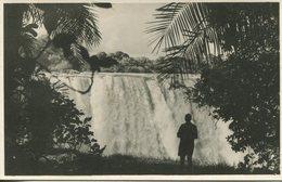 005247  The Main Falls, Victoria Falls - Zimbabwe