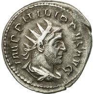 Monnaie, Philippe I L'Arabe, Antoninien, 248-249, Rome, TTB, Billon, RIC:62 - 5. L'Anarchie Militaire (235 à 284)