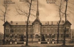 BELGIQUE - FLANDRE ORIENTALE - MELLE - Asile Caritas - Entrée Principale - Gestricht Caritas - Hoofdgebouw. - Melle