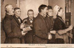 Buland -   La  Procession - Jean Eugène Buland Né Le 26 Octobre 1852 Et Mort En 1926 Charly  Sur  Marne. - France
