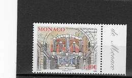 Monaco N°  2842** - Monaco