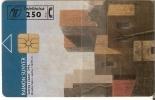 P-333 TARJETA COLECCION ARTE PINTURA DE TIRADA 5500 (NUEVA-MINT) - Spagna