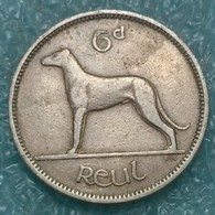 Ireland 6 Pence, 1946 - Ireland