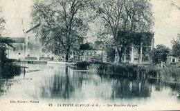91 LA FERTÉ-ALAIS - Les Moulins Du Gué - La Ferte Alais