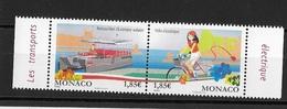 Monaco N°  2870/71** - Monaco
