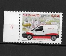 Monaco N°  2874** - Monaco